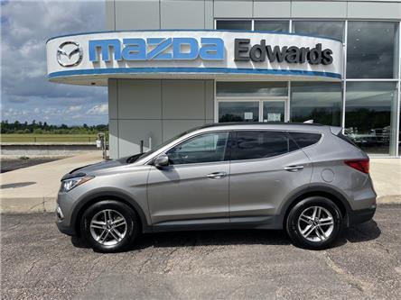 2017 Hyundai Santa Fe Sport 2.4 Premium (Stk: 22673) in Pembroke - Image 1 of 28