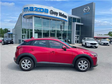 2019 Mazda CX-3 GX (Stk: 19070R) in Owen Sound - Image 1 of 21