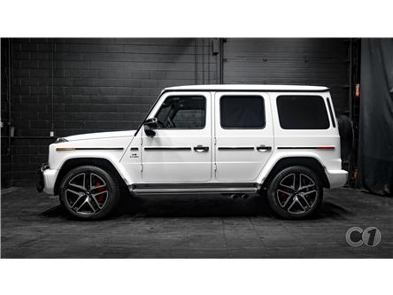 2019 Mercedes-Benz AMG G 63 Base (Stk: CT21-459) in Kingston - Image 1 of 48