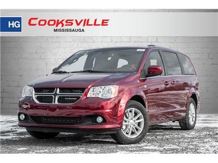 2020 Dodge Grand Caravan Premium Plus (Stk: LR155431) in Mississauga - Image 1 of 19