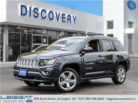 2014 Jeep Compass Limited (Stk: 14-07712-T) in Burlington - Image 1 of 24