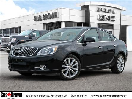 2017 Buick Verano Leather (Stk: 105764U) in PORT PERRY - Image 1 of 30