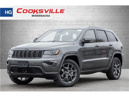 2021 Jeep Grand Cherokee Limited (Stk: MC576761) in Mississauga - Image 1 of 23
