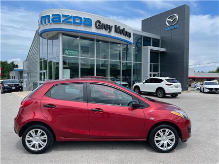 2014 Mazda Mazda2 GX (Stk: 03429P) in Owen Sound - Image 1 of 18