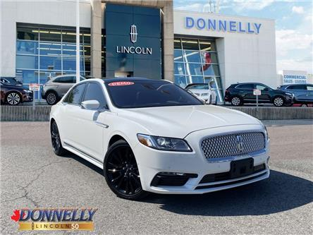 2020 Lincoln Continental Reserve (Stk: DT1338DT) in Ottawa - Image 1 of 25