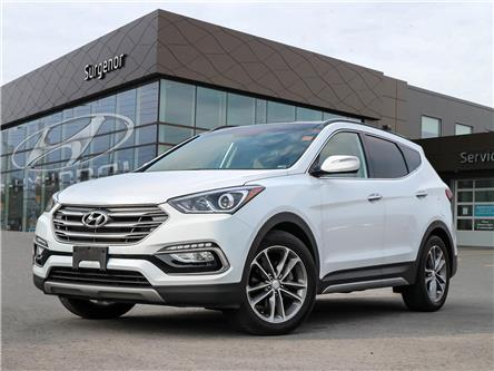 2017 Hyundai Santa Fe Sport  (Stk: S20498A) in Ottawa - Image 1 of 30