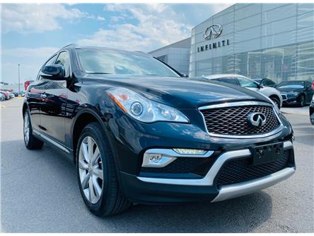 2017 Infiniti QX50 Base (Stk: H9328A) in Thornhill - Image 1 of 18