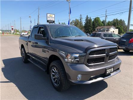2019 RAM 1500 Classic ST (Stk: 7705-21A) in Sault Ste. Marie - Image 1 of 12
