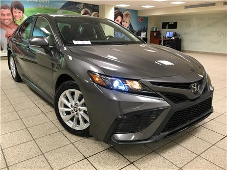 2021 Toyota Camry SE (Stk: 211140) in Calgary - Image 1 of 20