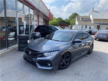 2018 Honda Civic Sport (Stk: c21138) in Ottawa - Image 1 of 11