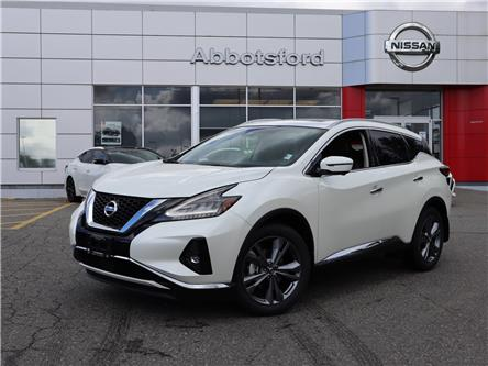 2021 Nissan Murano Platinum (Stk: A21183) in Abbotsford - Image 1 of 25