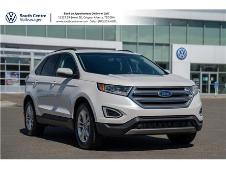 2016 Ford Edge SEL (Stk: 10211A) in Calgary - Image 1 of 38