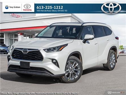 2021 Toyota Highlander Limited (Stk: 60606) in Ottawa - Image 1 of 23