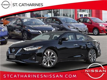 2021 Nissan Maxima Platinum (Stk: MX21002) in St. Catharines - Image 1 of 11