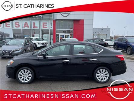 2017 Nissan Sentra 1.8 S (Stk: P2927) in St. Catharines - Image 1 of 20