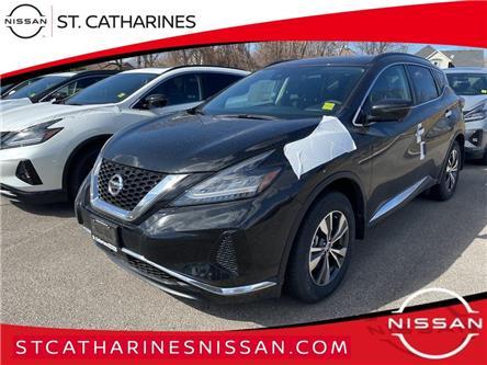 2021 Nissan Murano SV (Stk: MU21012) in St. Catharines - Image 1 of 5