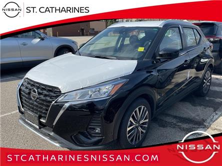 2021 Nissan Kicks SV (Stk: KI21012) in St. Catharines - Image 1 of 5