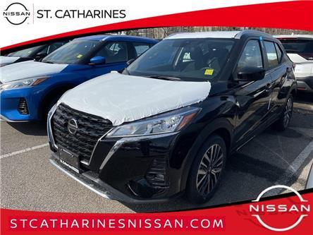 2021 Nissan Kicks SV (Stk: KI21013) in St. Catharines - Image 1 of 5
