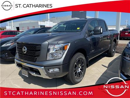 2021 Nissan Titan SV (Stk: TI21001) in St. Catharines - Image 1 of 5