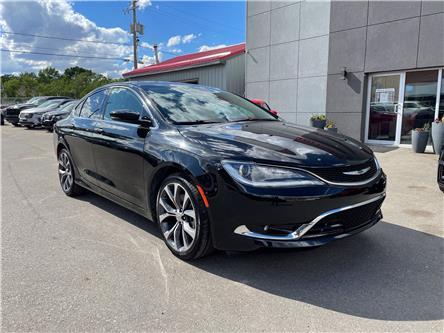 2016 Chrysler 200 C (Stk: 14711A) in Regina - Image 1 of 26