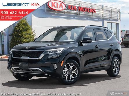2021 Kia Seltos EX Premium (Stk: 344-21) in Burlington - Image 1 of 23