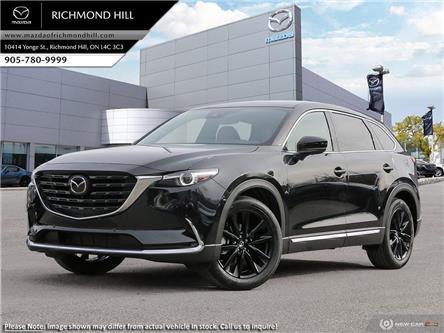2021 Mazda CX-9 Kuro Edition (Stk: 21-358) in Richmond Hill - Image 1 of 22