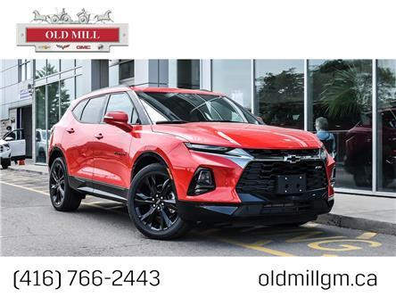 2021 Chevrolet Blazer RS (Stk: MS556377) in Toronto - Image 1 of 28