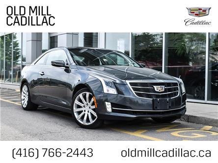 2017 Cadillac ATS 2.0L Turbo Luxury (Stk: 125443U) in Toronto - Image 1 of 28