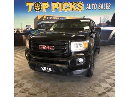 2018 GMC Canyon  (Stk: 103115) in NORTH BAY - Image 1 of 30