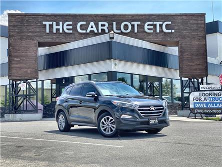 2016 Hyundai Tucson Premium (Stk: 21027-1) in Sudbury - Image 1 of 23
