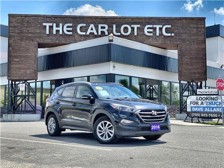 2016 Hyundai Tucson Premium (Stk: 21277) in Sudbury - Image 1 of 25
