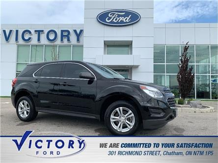 2016 Chevrolet Equinox LS (Stk: V5935A) in Chatham - Image 1 of 25
