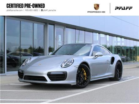 2019 Porsche 911 Turbo S Coupe PDK (Stk: U9702) in Vaughan - Image 1 of 30