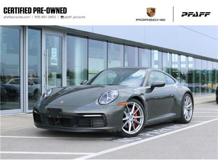 2020 Porsche 911 Carrera 4S Coupe (992) w/ PDK (Stk: U9726) in Vaughan - Image 1 of 30