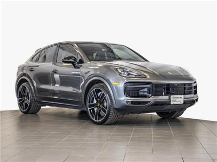 2020 Porsche Cayenne Coupe Turbo (Stk: PP517) in Ottawa - Image 1 of 21