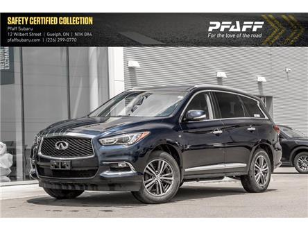 2017 Infiniti QX60 Base (Stk: S01149A) in Guelph - Image 1 of 12