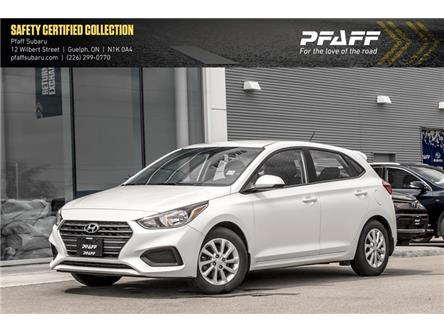 2019 Hyundai Accent Preferred (Stk: S01160A) in Guelph - Image 1 of 12