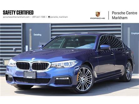 2018 BMW 530i xDrive (Stk: PU0096) in Markham - Image 1 of 24