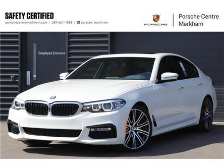 2017 BMW 540i xDrive (Stk: PU0097) in Markham - Image 1 of 26