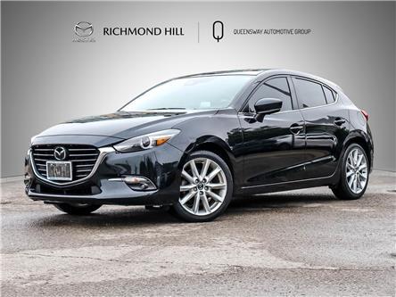 2017 Mazda Mazda3 Sport GT (Stk: P0643) in Richmond Hill - Image 1 of 26