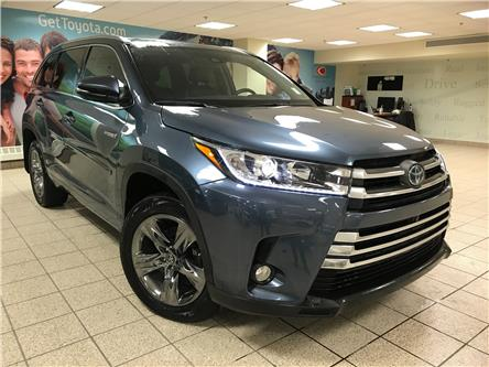 2017 Toyota Highlander Hybrid Limited (Stk: 6014) in Calgary - Image 1 of 10