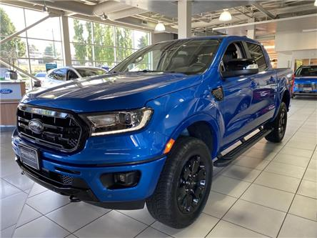 2021 Ford Ranger Lariat (Stk: 216404) in Vancouver - Image 1 of 7