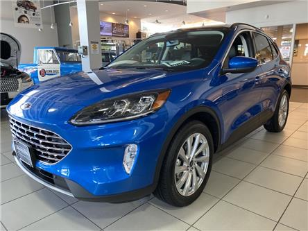2021 Ford Escape Titanium Hybrid (Stk: 216690) in Vancouver - Image 1 of 7