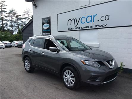 2016 Nissan Rogue S (Stk: 210484) in North Bay - Image 1 of 21