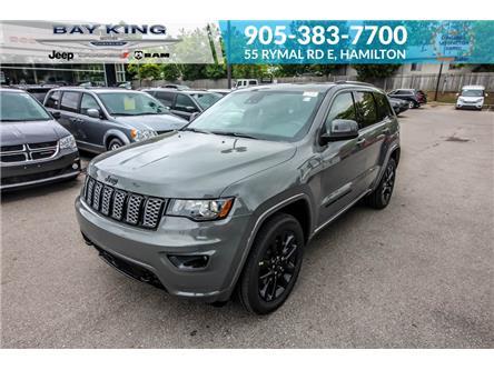 2021 Jeep Grand Cherokee Laredo (Stk: 217608) in Hamilton - Image 1 of 29