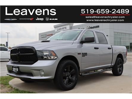 2019 RAM 1500 Classic ST (Stk: LC21246A) in London - Image 1 of 21