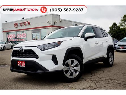 2019 Toyota RAV4 LE (Stk: 82899) in Hamilton - Image 1 of 21
