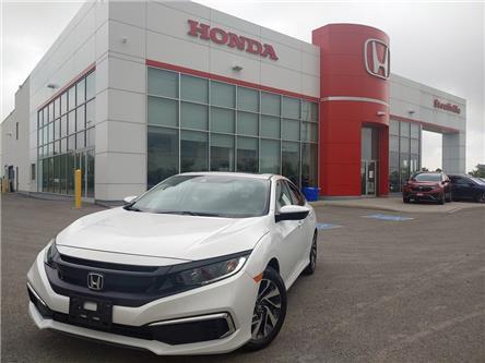 2019 Honda Civic EX (Stk: 21-215A) in Stouffville - Image 1 of 15