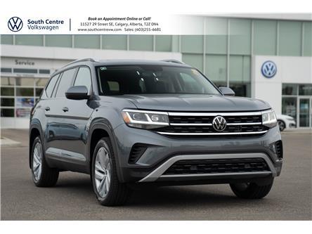 2021 Volkswagen Atlas 3.6 FSI Highline (Stk: 10285) in Calgary - Image 1 of 43
