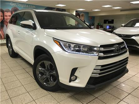 2018 Toyota Highlander Limited (Stk: 211063A) in Calgary - Image 1 of 19